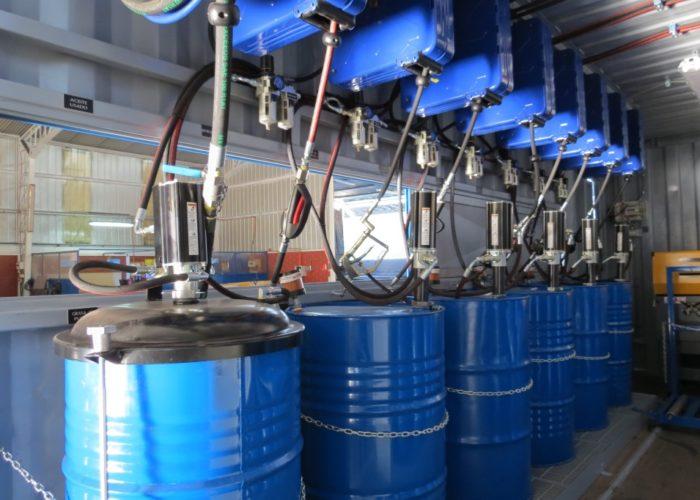 modulo de lubricacion